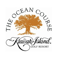 Logo of golf course named Ocean at Kiawah Island Resort