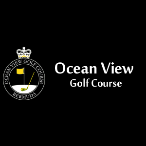 Logo of golf course named Ocean View Golf Club