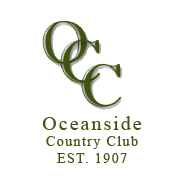 Logo of golf course named Oceanside Golf and Country Club