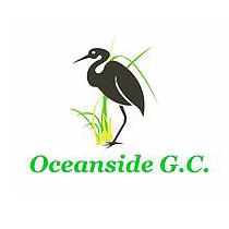 Logo of golf course named Oceanside Golf Course