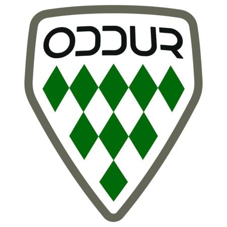 Logo of golf course named Oddur Golf Club