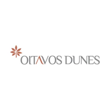 Logo of golf course named Oitavos Dunes