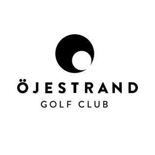 Logo of golf course named Ojestrand Golf Club