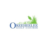 Logo of golf course named Okeeheelee Golf Course