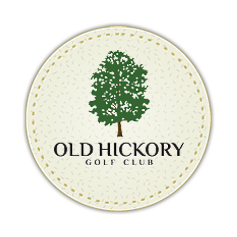 Logo of golf course named Old Hickory Country Club