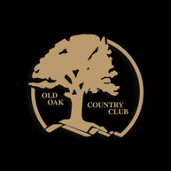 Logo of golf course named Old Oak Country Club