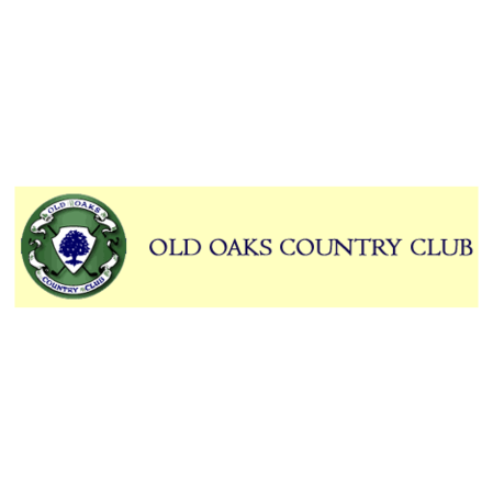 Logo of golf course named Old Oaks Country Club
