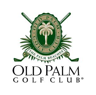 Logo of golf course named Old Palm Golf Club
