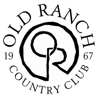 Logo of golf course named Old Ranch Country Club