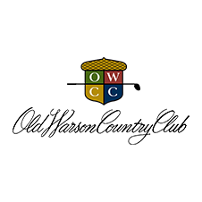 Logo of golf course named Old Warson Country Club