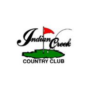 Logo of golf course named Olde Indian Creek Country Club