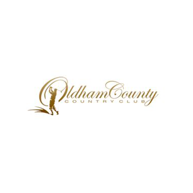Logo of golf course named Oldham County Country Club