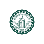 Logo of golf course named Olympia Fields Country Club