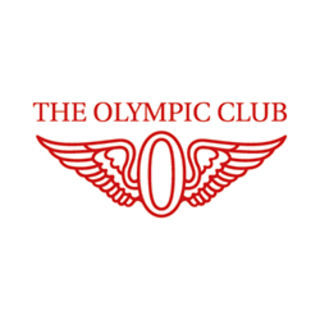 Logo of golf course named Olympic Club - The Ocean