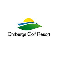 Logo of golf course named Ombergs Golf