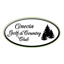 Logo of golf course named Oneota Golf and Country Club