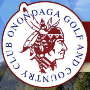 Logo of golf course named Onondaga Golf and Country Club