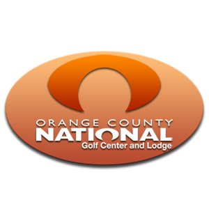 Logo of golf course named Orange County National