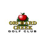 Logo of golf course named Orchard Creek Public Golf Club