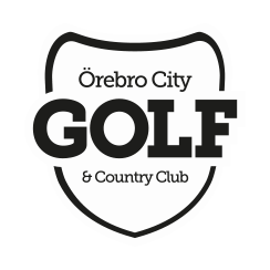 Logo of golf course named Orebro City Golf Mosjo