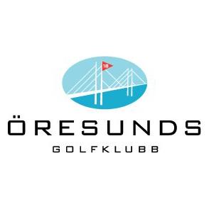Logo of golf course named Oresunds Golfklubb