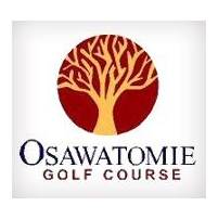 Logo of golf course named Osawatomie Golf Course