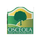 Logo of golf course named Osceola Country Club