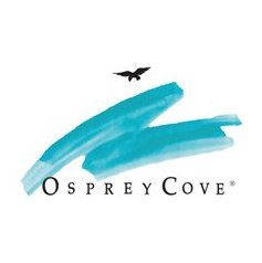 Logo of golf course named Osprey Cove Golf and Country Club