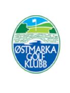 Logo of golf course named Ostmarka Golfklubb