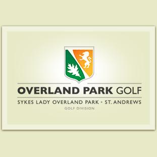 Logo of golf course named Overland Park Golf Club