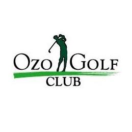 Logo of golf course named Ozo Golf Club