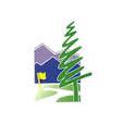 Logo of golf course named Pagosa Springs Golf Club