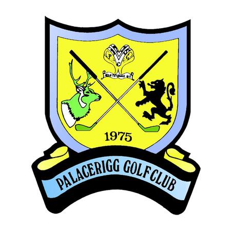Logo of golf course named Palacerigg Golf Club