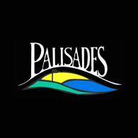 Logo of golf course named Palisades Country Club