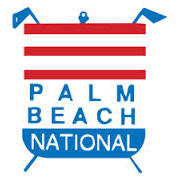 Logo of golf course named Palm Beach National Golf Course