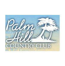 Logo of golf course named Palm Hill Country Club