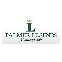 Logo of golf course named Palmer Legends