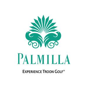 Logo of golf course named Palmilla Golf Club