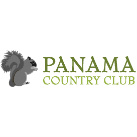 Logo of golf course named Panama Country Club