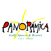 Logo of golf course named Panoramica Golf and Country Club
