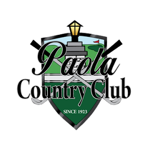Logo of golf course named Paola Country Club