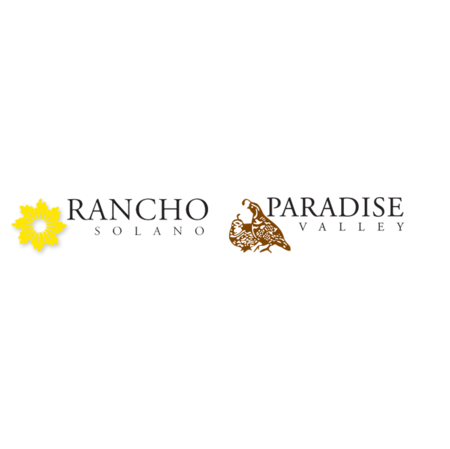Logo of golf course named Paradise Valley Golf Course