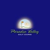 Logo of golf course named Paradise Valley Park Golf Course