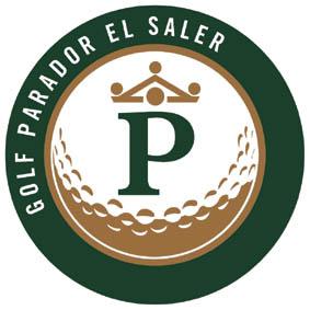 Logo of golf course named Parador de El Saler