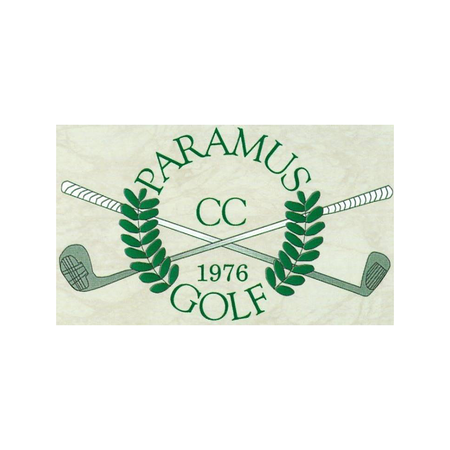 Logo of golf course named Paramus Golf Course