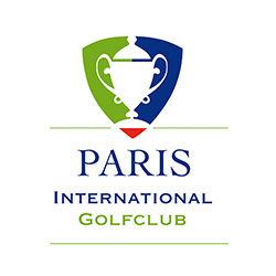Logo of golf course named Paris International Golf Club