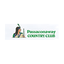 Logo of golf course named Passaconaway Country Club