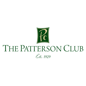 Logo of golf course named Patterson Club