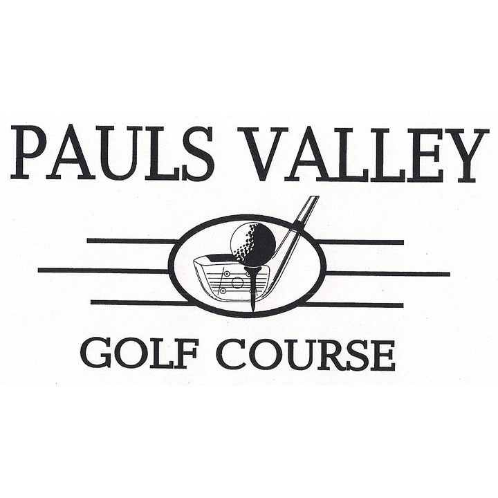 Logo of golf course named Paul's Valley Municipal Golf Course