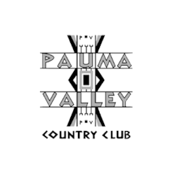 Logo of golf course named Pauma Valley Country Club